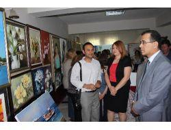 Muğla Halk Eğitim Merkezinin Yıl Sonu Sergileri Açıldı