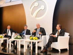 Türk Ekonomisinin Duayen İsimleri Gaziantep'te Konuştu