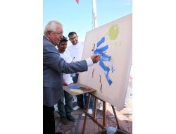 Ereğlide Uluslararası Sevgi Barış Dostluk Resim Çalıştayı Başladı