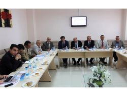 Prof. Dr. Akın: Fıraset Bölgenin En Değerli Projesi