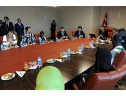 Türkçenin Çocukları, Danıştayı Ziyaret Etti