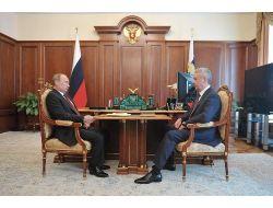 Putin, Moskova Belediye Başkanı'nın İstifasını Kabul Etti
