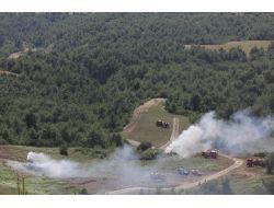 Adanada Orman Yangını Tatbikatı Gerçeğini Aratmadı