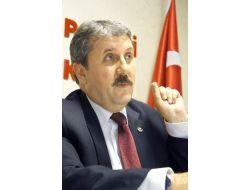 Destici: Gezi Parkı Tepkisi Masum Olmaktan Çıktı