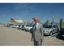 Başkan Altepe: Otopark Sorununu Mekanik Sistemle Çözüyoruz