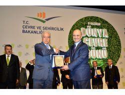 Adanaya Türkiyenin En Temiz Büyükşehiri Ödülü Verildi