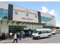 Hastane Çalışanlar Yemekten, Fabrika Çalışanları Amonyaktan Zehirlendi