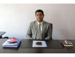 Savur İlçe Milli Eğitim Müdürü Bahattin Gülis Göreve Başladı