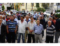 Samsun'da 150 Pazarcı Çözümü Belediyede Buldu