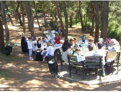 Buseder'den Otizmli Çocuklar İçin Piknik