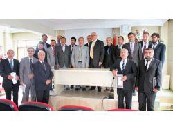 Gönül Elçileri Projesinde Başarılı Olan Din Görevlileri Ödüllendirildi
