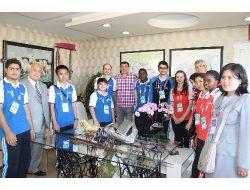 Türkçenin Çocukları Burhan Cahit Bingöl'le Buluştu