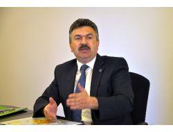 Prof Dr. Ahmet Okumuş: Tarım Teknolojisine Yatırım Yapan Kazanır