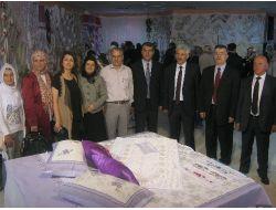 Kelkit Halk Eğitim Merkezinden Yıl Sonu Sergisi