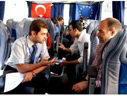 İşkur Otobüsü 27 Bin Kişiye Ulaştı