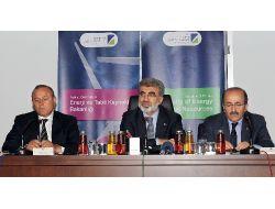Enerji Ve Tabii Kaynaklar Bakanı Yıldız, Trabzonda