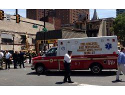 Philadelphiada Çöken Binada 6 Ölü