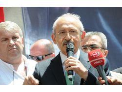 Kılıçdaroğlu: Bende Rahatsız Olurum