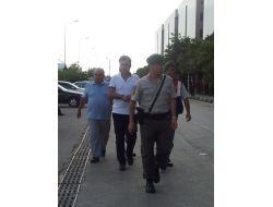 Sigorta Şirketini Dolandırmak İsteyen 2 Kişi Tutuklandı
