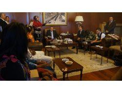 Bakan Güler: Türkçeye Katkı Sağlamak Dünya Barışına Katkı Sağlamakla Eşdeğer