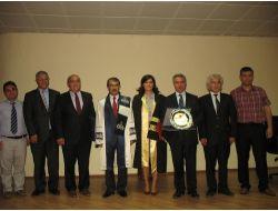 Bozok Üniversitesinden Mezun Olan İlk Doktor İçin Tören Düzenlendi