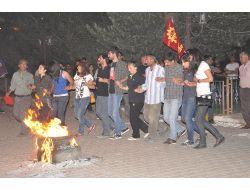 Tunceli'de Olaylı Protestolar Yerini Halaylara Bıraktı