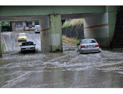 Sapancada Sağnak Yağış