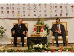 Başbakan Erdoğana Tunusun Anahtarı Verildi