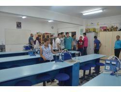 Öğrenciler, Lys Öncesi Sinop Üniversitesini Gezdi