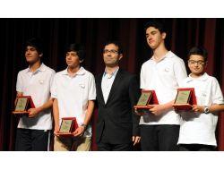 Beşer Eğitim Kurumları'ndan Ödül Töreni