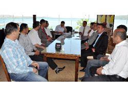 Özel Güvenliklerin Sendikalaşması Toplantısı Yapıldı