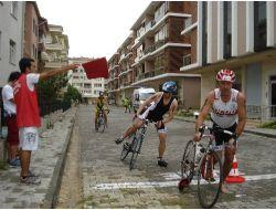 Türkiyede Bisiklet, Triatlon Ve Koşuda Başarıya Doymuyor