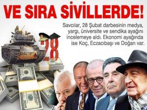 28 Şubat soruşturması sivillere uzanıyor