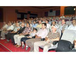 Cami Ve Kur'an Kursu Dernek Başkanları Hendek'te Toplandı