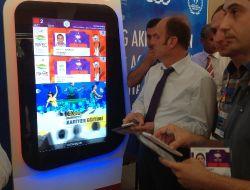 Akdeniz Oyunları'nda İlk Defa Kartlı Geçiş Sistemi Kullanılacak.