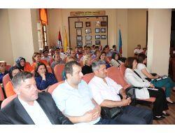 Büyükşehir Belediye Personeline Eğitim Semineri Verildi