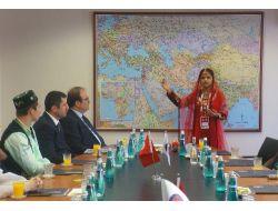 Tika Başkanı Çam: Türkçe Artık Sizin Kaderinize İşlendi