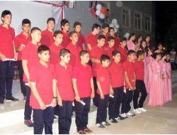 Viranşehir Çağlayan Baran Koleji 5. Mezunlarını Verdi