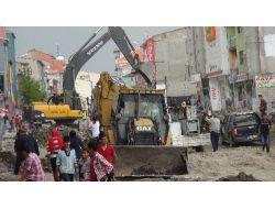 Karsta Kağızman Caddesi Sorunu Çözüldü