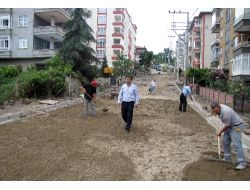 Belediye Başkanı Arpacıoğlu, Çalışmaları Yerinde İnceledi