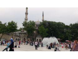 Eyüp Sultan'da Sbs Yoğunluğu Yaşanıyor