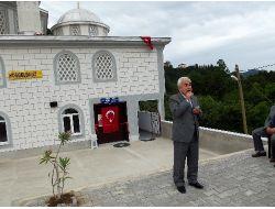 Tirebolu Kuskunlu Köyü Değirmensuyu Camii Hizmete Açıldı