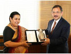 Hindistandan Kayseriye Yatırım Daveti