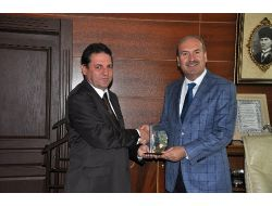 Ttk Genel Müdürü Kutlu: Erzurum Osb İle İşbirliğine Hazırız