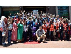 Sağlam: Sadece Türkçe Öğrenmiyor Dünya Barışına Da Hizmet Ediyorsunuz