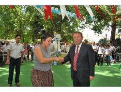 '40. Kayısı Kültür Ve Sanat Festivali' Törenle Başladı