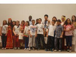 Sayıştay Çalışanlarından Olimpiyat Çocuklarına Büyük İlgi