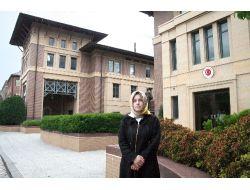 Kayıp Gazeteci Kadumi'nin Eşi Washington'da (Özel)