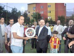 Valilik Kupası Halı Saha Futbol Turnuvası Sona Erdi