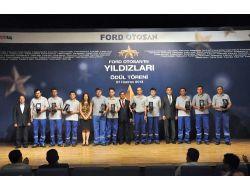 Ford Otosan Mavi Yakalı Yıldızlarını Ödüllendirildi